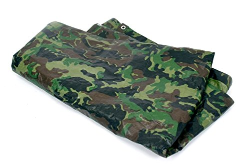 Lona de camuflaje dePlayearn, cubierta impermeable para el suelo de 3x 2m
