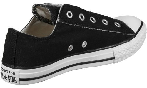 Converse Chucks 3V019 black/with slipper Schwarz / Weiß oiP8WiI