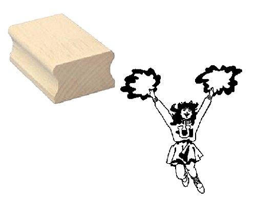 stempel-holzstempel-motivstempel-cheerleader-scrapbooking-embossing-sport-cheerleading-turnen-akroba
