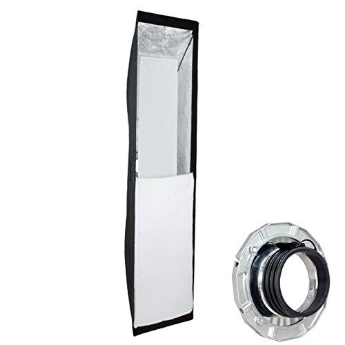 METTLE Striplight Softbox, 40x180 cm für PROFOTO Strip Light Softbox