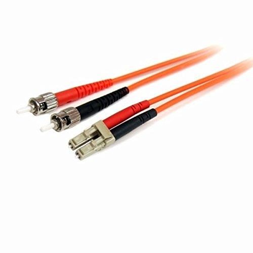 2577c0ac4e StarTech.com Cable Adaptador de Red de 2m Multimodo Dúplex Fibra Óptica  LC-ST
