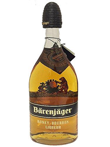 Bärenjäger Honey Bourbon Whiskylikör