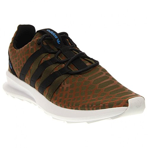 Adidas SL Loop Ct Hommes Synthétique Baskets Green-Brown
