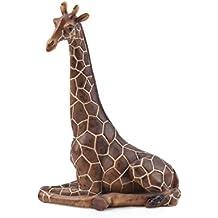 Pajoma 73794Girafe assise - Figurine en résine, hauteur 31cm