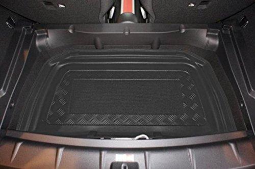 Preisvergleich Produktbild Kofferraumwanne mit Anti-Rutsch passend für Mini Countryman 2010- unterer Ladeboden