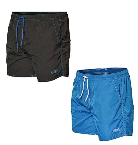 "Natation shorts HUGO BOSS Men ""Lobster"" Short de bain - bleu vif ou de charbon de bois Bright Blue"