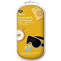Boots Travel Eyeshade & Earplug Set preisvergleich bei billige-tabletten.eu