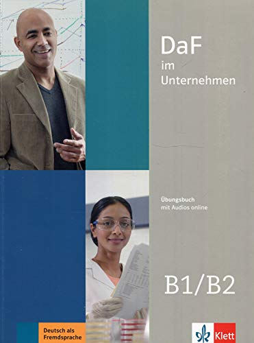 DaF im unternehmen b1-b2, libro de ejercicios