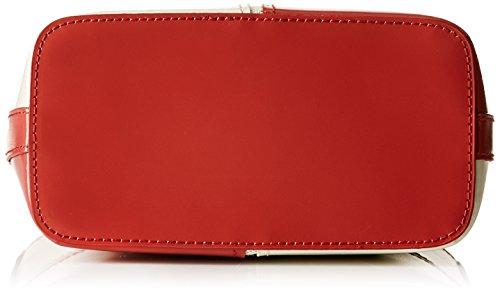 Lamarthe Multicolore (F524 Rosso/Avorio)