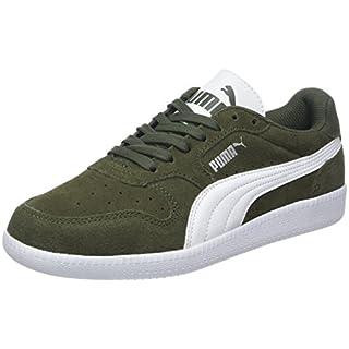 Puma Unisex-Erwachsene Icra Trainer SD Sneaker, Grün (Forest Night White 37), 43 EU