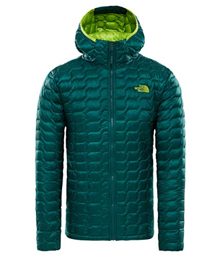 The North Face M Tball Hdy Botanical Garden Green M