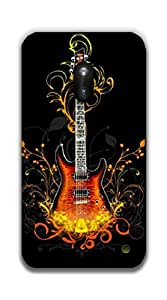 The Racoon Grip Guitar hard plastic printed back case / cover for Nokia Lumia 620