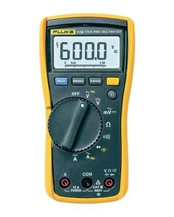 Fluke industriel 115True RMS multimètre