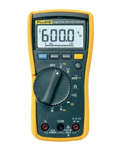 Industrial FLUKE 115 True RMS multímetro