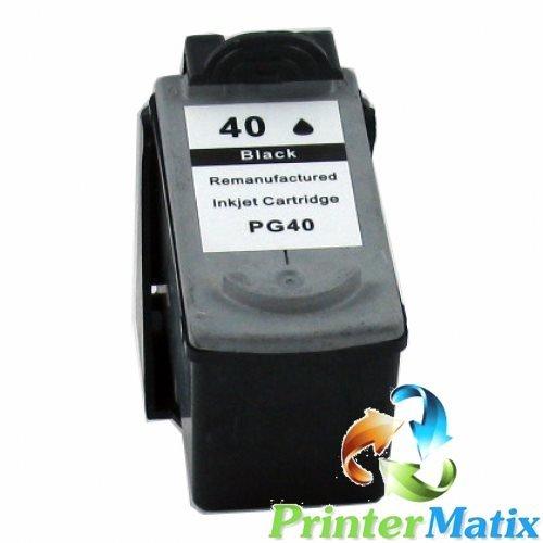 Canon PG-40 NERO mp2200/2500/2600/jx200/210p/500/150 CARTUCCE COMPATIBILI Confezione da 1PZ