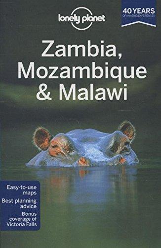 Zambia, Mozambique & Malawi 2 (Travel Guide)