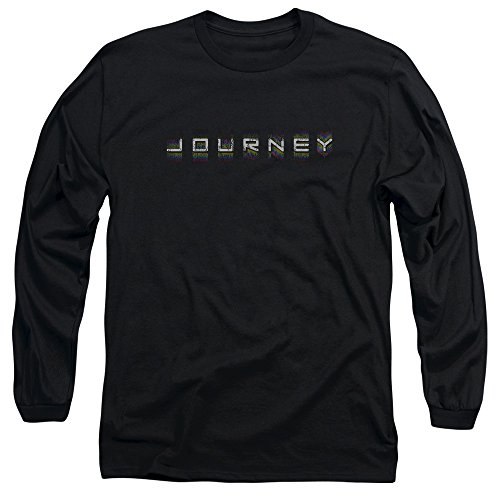 On The Journey -  Maglia a manica lunga  - Uomo Black
