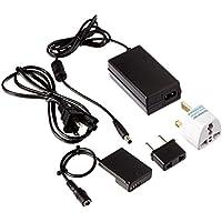Kit adaptateur secteur Polaroid AC pour appareils photo numériques Canon EOS T5, T3, M (en remplacement de Canon ACK-E10 / ACKE10)