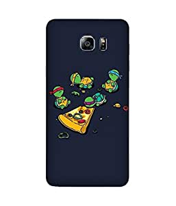 Pizza turtles Samsung Galaxy Note 5 Case