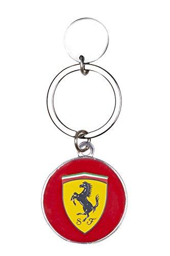 Branded London Ferrari FW Unisex Roundal Schlüsselring