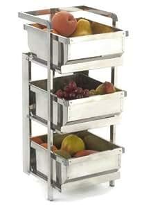 Dazzle Vegetable and Fruit Basket / Rack / Shelf / Shelves / Storage-PP103