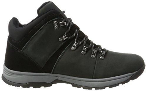 Ice Peak Wolter, Chaussures Multisport Outdoor Homme Noir (Black)