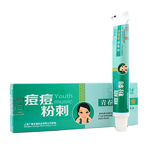 Clear Skin Behandlung Serum (Berufsmedizin, die antibakterielle befeuchtende Salbe für Akne-Narbe aufhellt)