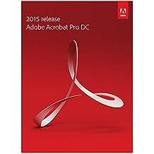 Adobe Acrobat Pro DC - Autoedición (ENG, Kit de disco, Completo, DVD)