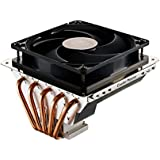 Refroidisseur CPU Cooler Master GeminII S524 Ver 2 (rr-g5 V2–20pk-r1), Ventilateur 120 mm Silencio pour plus de pression de l'air, 5 Contact Direct haute performance, support Intel LGA 2011–3/2011/1366/1156/1155/1151/1150/775, AMD FM2 +/FM2/FM1/AM3 +/AM3/AM2 +/AM2