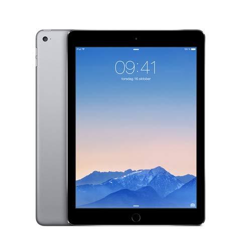 """iPad Air 2 64Gb Grigio Siderale WiFi 9.7"""" Retina Bluetooth Webcam MGKL2NF/A (ricondizionato certificato)"""