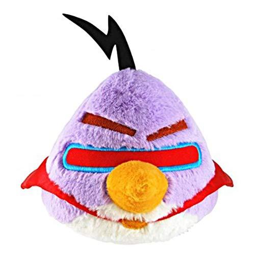"""Angry Birds - Space - Purple Space Bird Plush - 12.7cm 5"""""""
