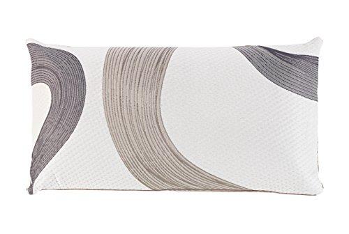 PIKOLIN Almohada Pillow Visco Top: Firmeza y Altura 90 cm