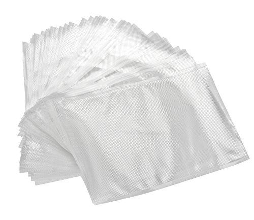 STATUS Vakuum Tasche, weiß, 200x 280mm/klein, 100