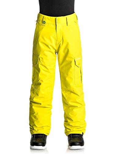 Quiksilver Porter - Snow Pants - Snow-Hose - Jungen - Grün (Snowboard-hose Quiksilver)
