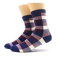 Fun Dress Socks - Red - ONE_SIZE