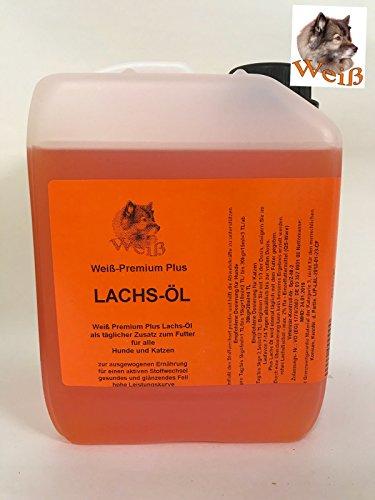 Weiß-Premium Lachs-Öl 10l (Lachs Fischöl)