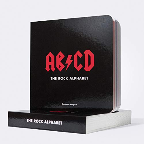 The Rock Alphabet / ABCD ABC / musician kids board book / musiker kinder pappbuch /