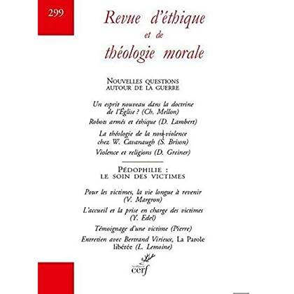 Revue d'éthique et de théologie morale numéro 303
