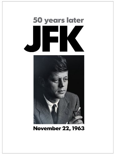 jfk-50-years-later-english-edition