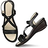 Dymo Stylish Heel Sandals (Adjustable Strap) for Women and Girls