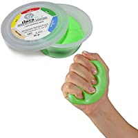 Msd Hand Compressible Hand Finger Green Paste, Strong Non-Toxic Theraflex Putty by MSD-Hand