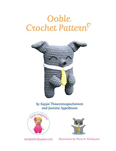 Ooble Crochet Pattern (English Edition)
