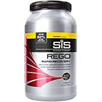Science in Sport Rego Rapid Recovery Protein Shake, Banana, 1.6 kg, 32 Servings