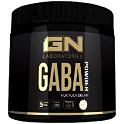GN Laboratories Gaba Powder HGH Booster for a deeper Sleep