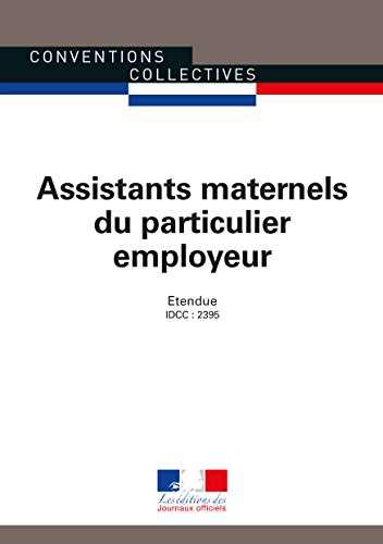 Assistants maternels du particulier employeur (Conventions collectives)