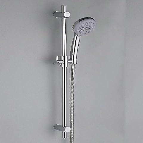Doccetta in ottone/Sollevamento cursore doccia/ doccia/ doccia Rod Kit