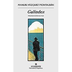 Galíndez (NARRATIVAS HISPANICAS) Premio Nacional de Narrativa 1991