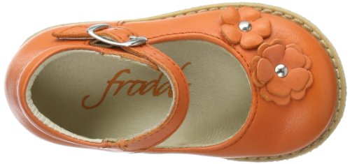 Froddo  Froddo G2140007-5 orange Mary Jane ballerina shoe, Ballerines pour fille Orange  - Orange