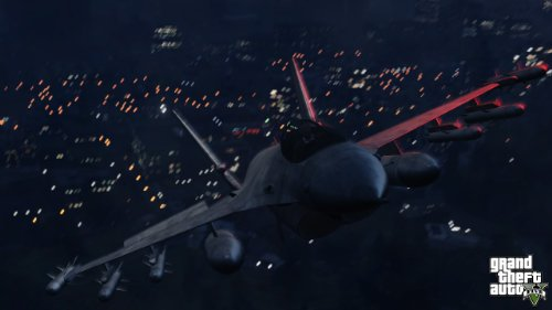 Grand Theft Auto V – [PlayStation 3] - 8