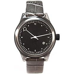 squarestreet Uhr - Minuteman Zweihand - Grau